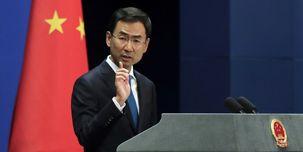 دولت چین به اخراج دیپلماتهایش از آمریکا واکنش نشان داد