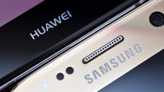 هواوی رکورد فروش سامسونگ را زد/گسترش فروش هوآوی در جهان
