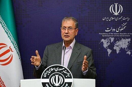 واکنش علی ربیعی به رد کلیات لایحه بودجه در صحن علنی مجلس