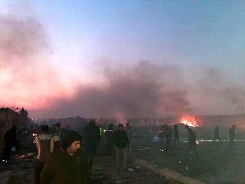 آمادگی بیمه مرکزی برای پرداخت خسارت سانحه هواپیمایی اوکراینی