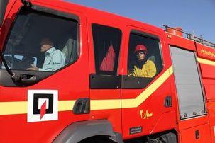 علت آتش سوزی انبار لباس در چهارراه استانبول چه بود؟