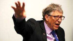 اعتراض شدید بیل گیتس به اقتصاددانان جهان