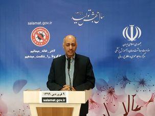 در تهران هنوز به پیک کرونا نرسیدهایم / کرونا در اردیبهشت ماه تا حدودی کنترل خواهد شد