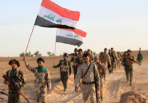 حشد الشعبی توطئه داعش برای تسلط بر کرکوک را ناکام گذاشت
