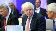 جانسون اروپا را تهدید کرد/بریتانیا نیازی به اروپا ندارد