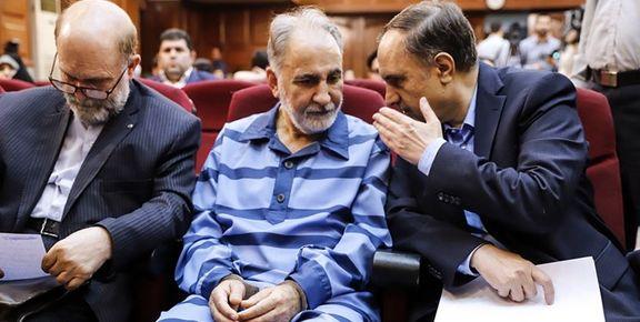 نجفی اتهام قتل عمد را نپذیرفت / من قصدی برای کشت نداشتم + فیلم