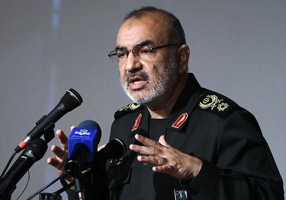 سردار حسین سلامی به عنوان فرمانده کل سپاه انتخاب شد