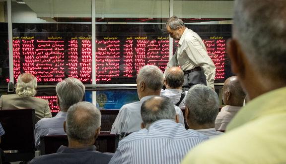 کاهش قابل توجه حجم و ارزش معاملات بازار بورس و فرابورس نسبت به دیروز