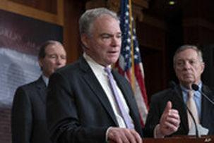 ابتلای سناتور دموکرات آمریکایی و همسرش به کووید 19