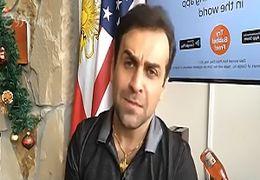 انتقاد تند عباس فخرآور از هنرمندان ایرانی+ فیلم
