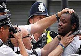 خودروهای پلیس آمریکا در آتش خشم معترضان علیه نژادپرستی سوختند + فیلم