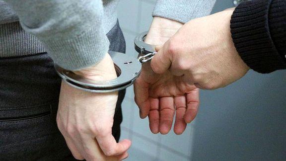 فیلم دستگیری باند برادران نجفی توسط نیروی انتظامی