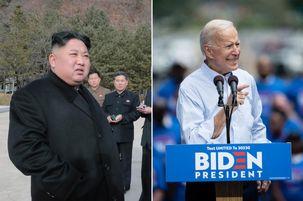 کره شمالی: جو بایدن سگ هاری است که باید آنقدر با چوب زده شود تا بمیرد