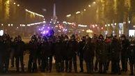 درگیری در پاریس بر سر فوتبال