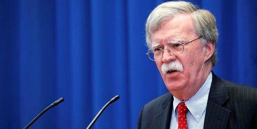 ادعای بولتون: ایران حق ندارد برنامه غنیسازی بومی داشته باشد!